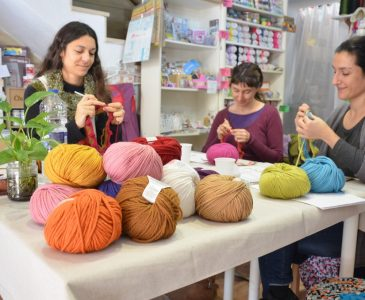 emprender crochet