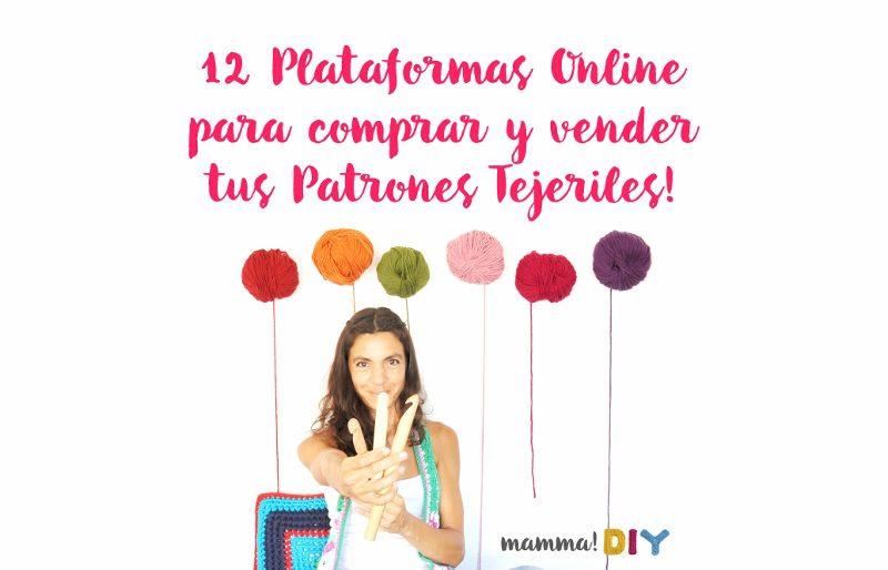 12 plataformas para vender o comprar Patrones de Crochet online ...