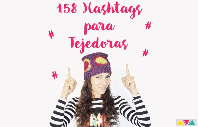 158 Hashtags de Instagram sólo para tejedoras! - Mamma! Do It Yourself