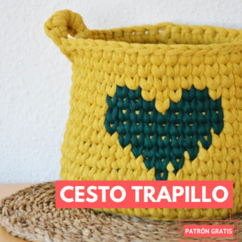 trapillo crochet ganchillo