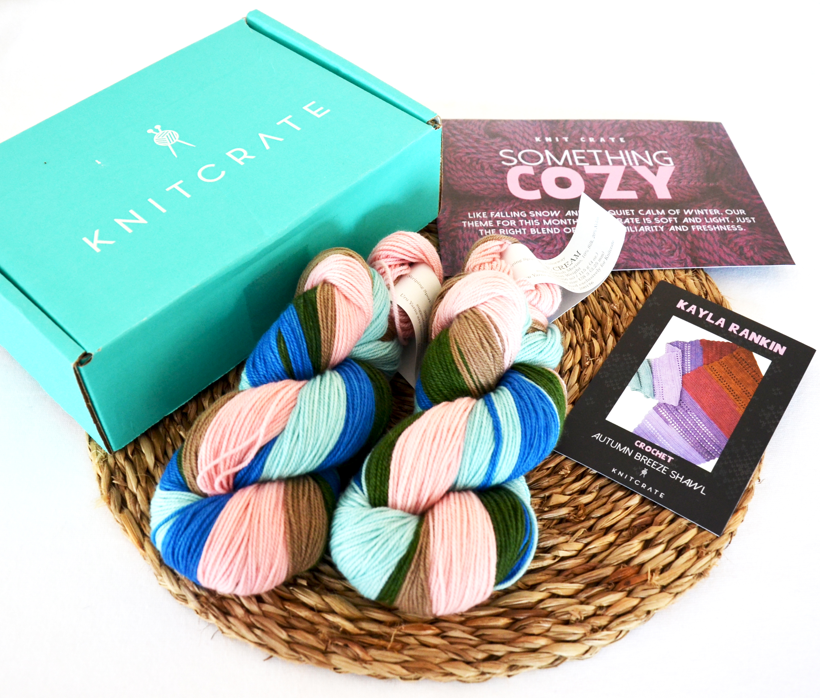 oferta knitcrate mamma do it yourself
