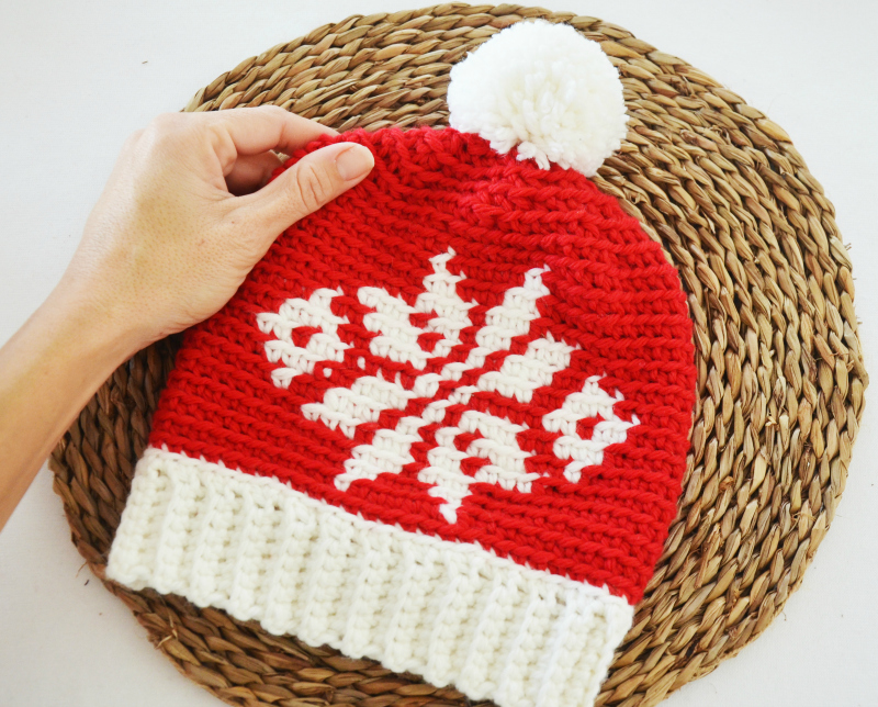 gorro de navidad a crochet mamma do it yourself