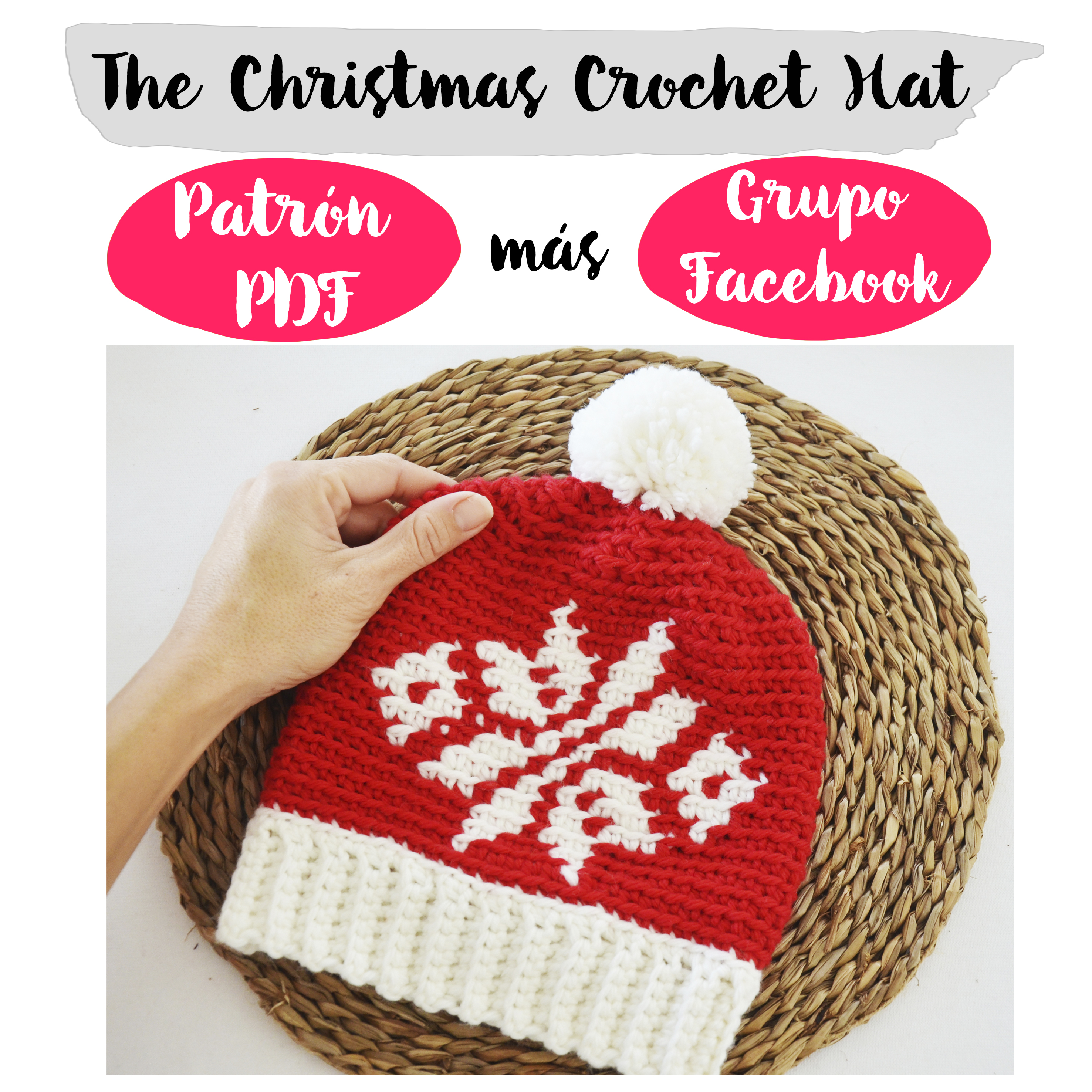grupo privado de facebook crochet