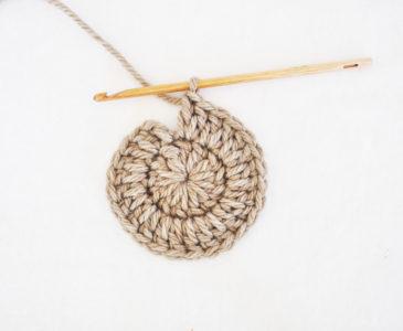 tejer un circulo en crochet ganchillo mamma do it yourself