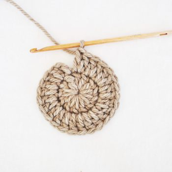 tejer un circulo en crochet ganchillo mamma do it yourself
