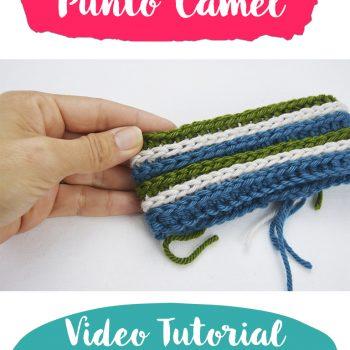 punto fantasía crochet mammadiypatterns