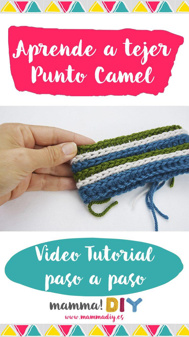 punto fantasia crochet mammadiypatterns