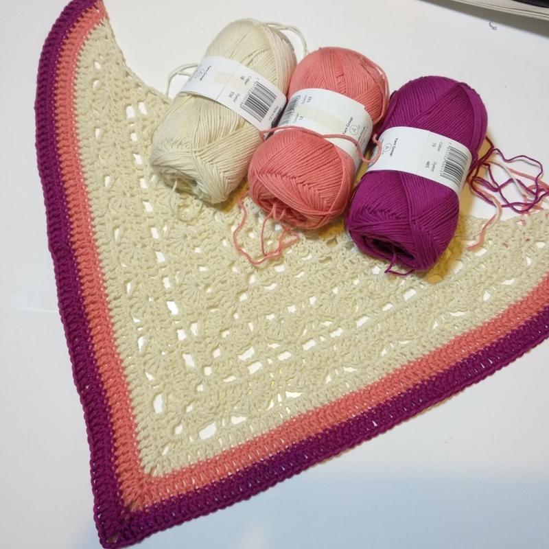 Crochet CAL Chaleco Circular Priscilla por Mamma! Do It Yourself