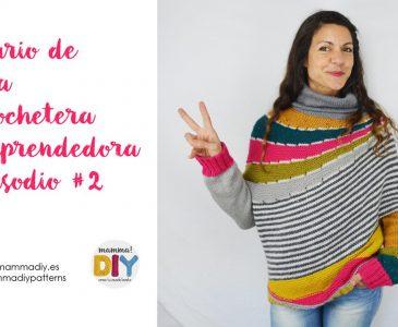 crochetera emprendedora mammadiypatterns podcast