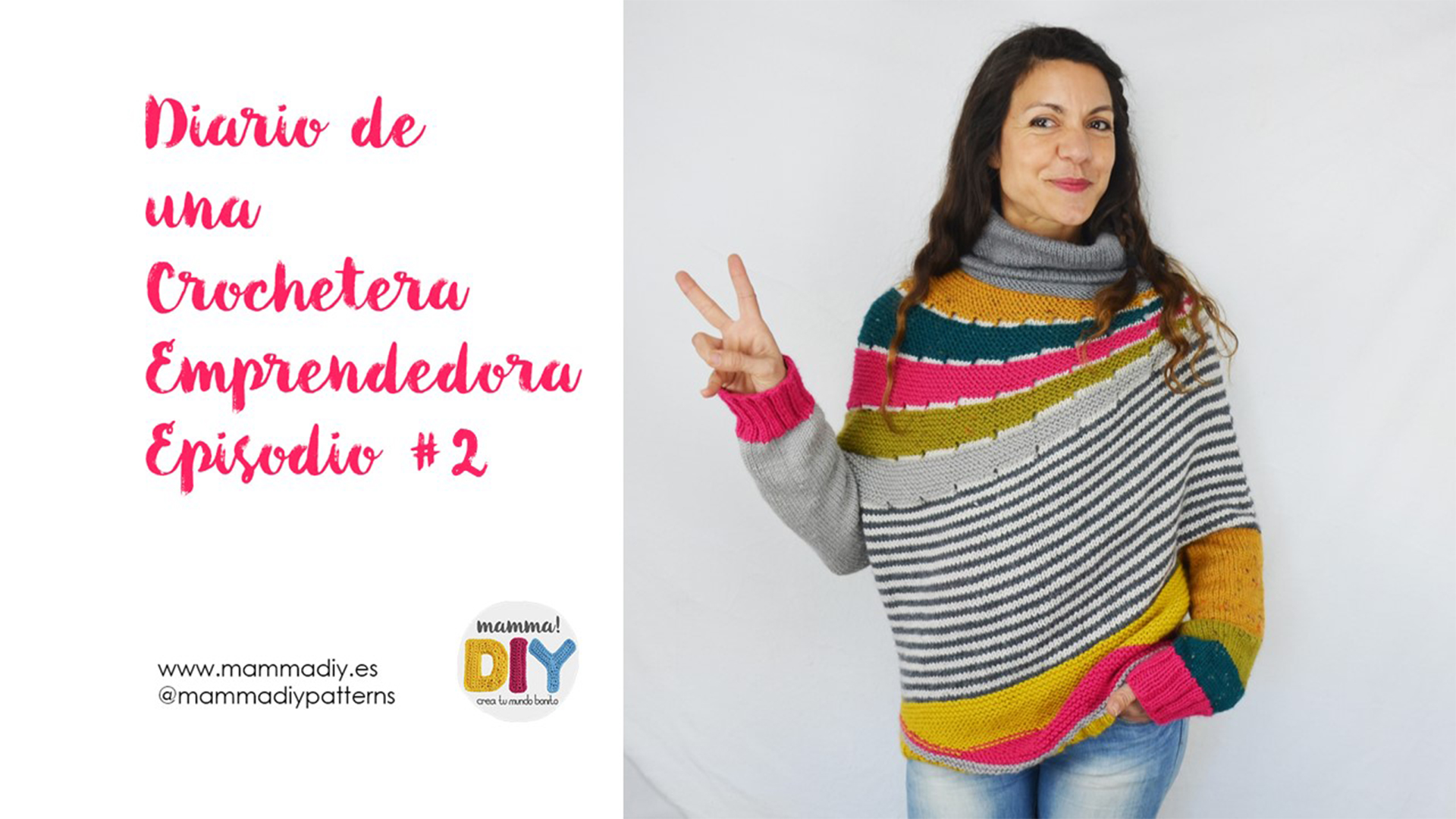 crochetera emprendedora mammadiypatterns podcast