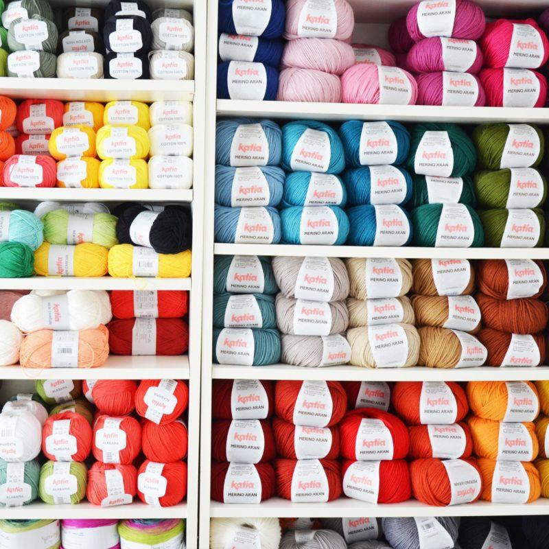 como escoger las mejores lanas para tejer