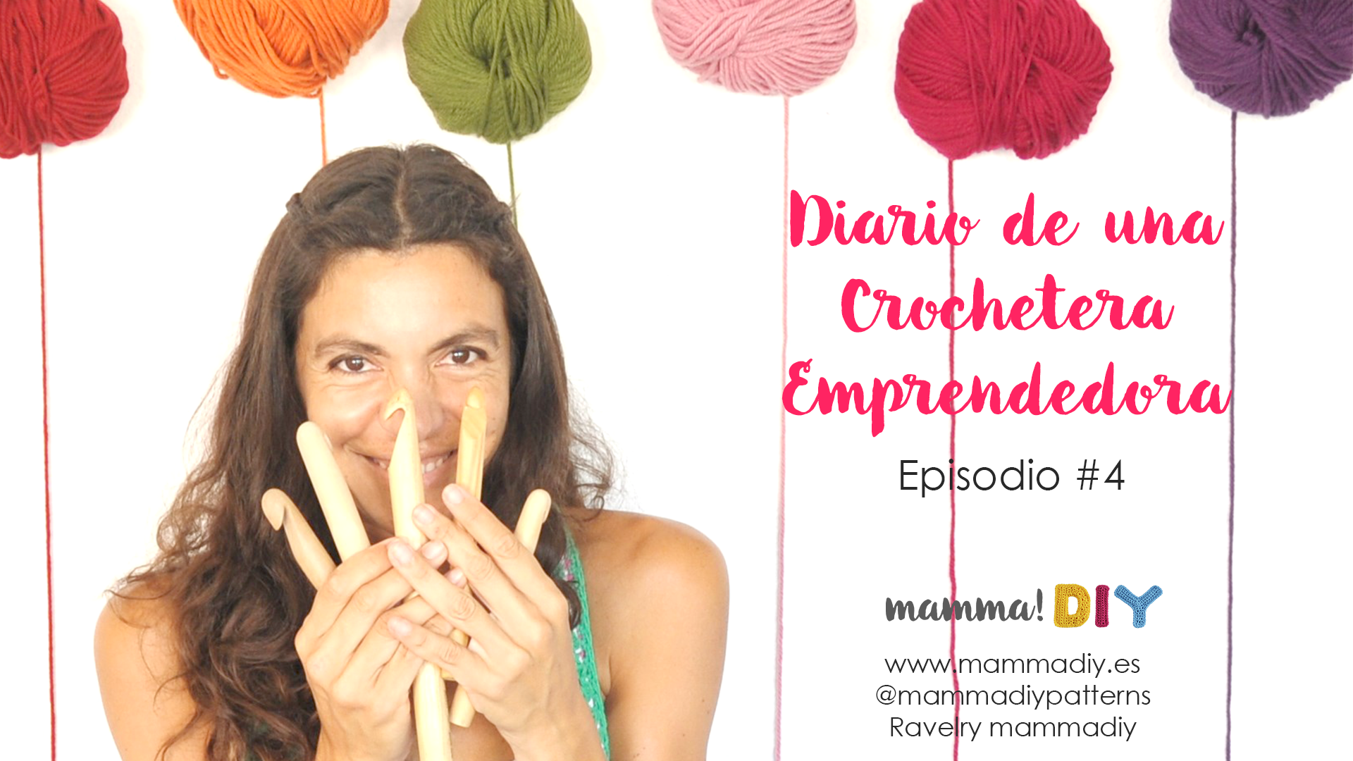 diario de una crochetera emprendedora episodio 4 por mamma do it yourself