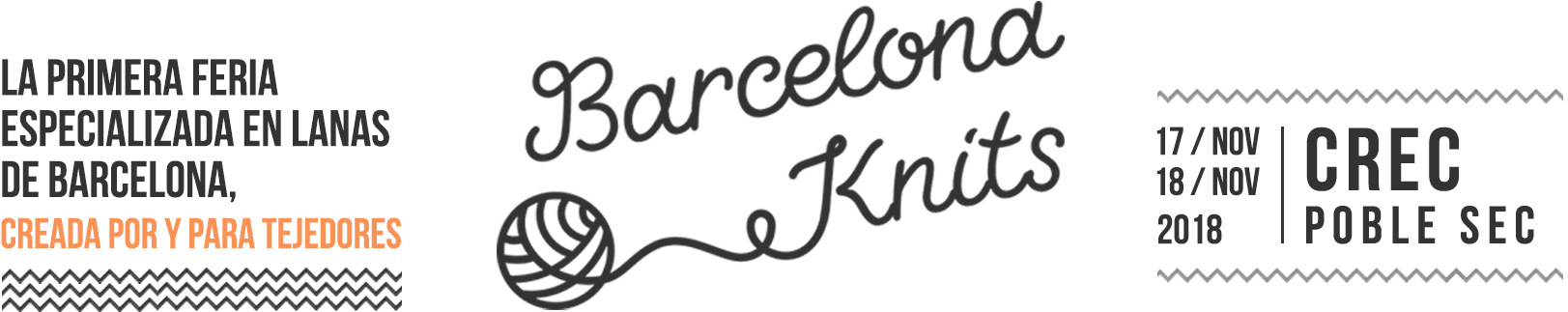 barcelona knits festival