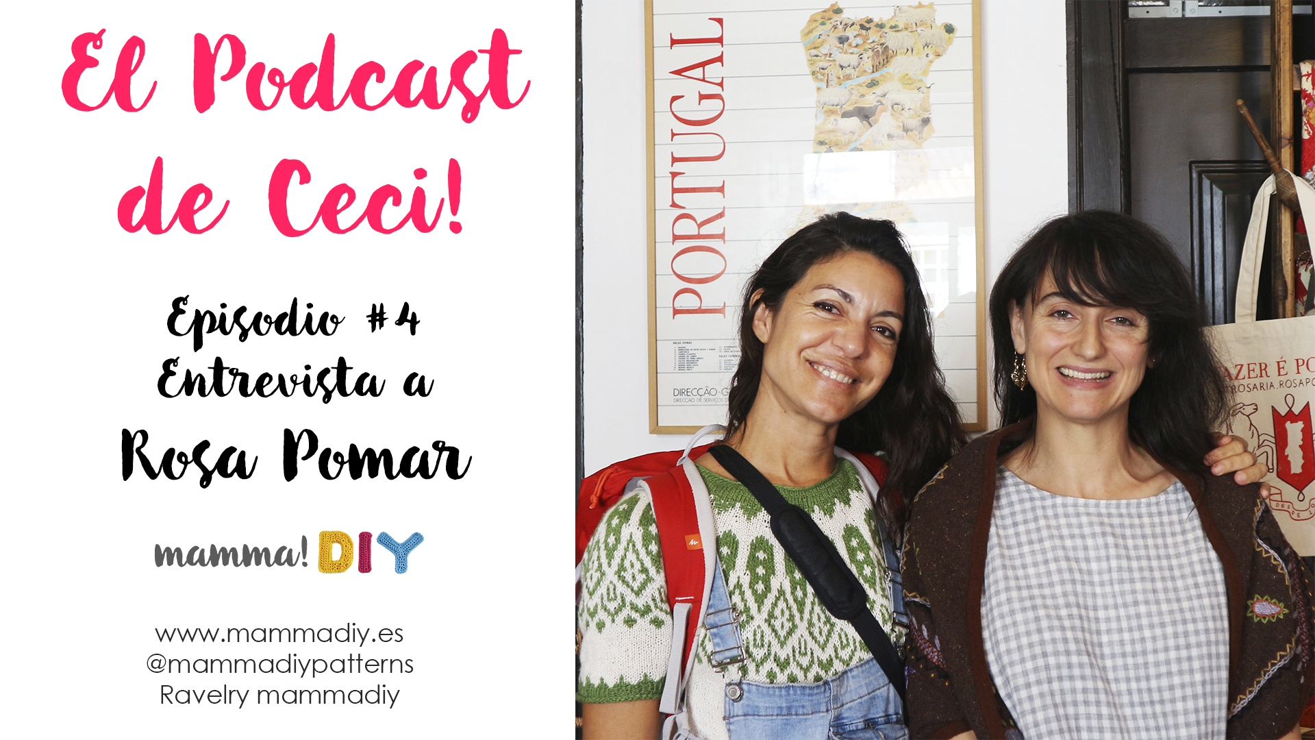 el podcast de ceci episodio 4 rosa pomar