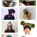 8 gorros para tejer en crochet en español por mammadiypatterns