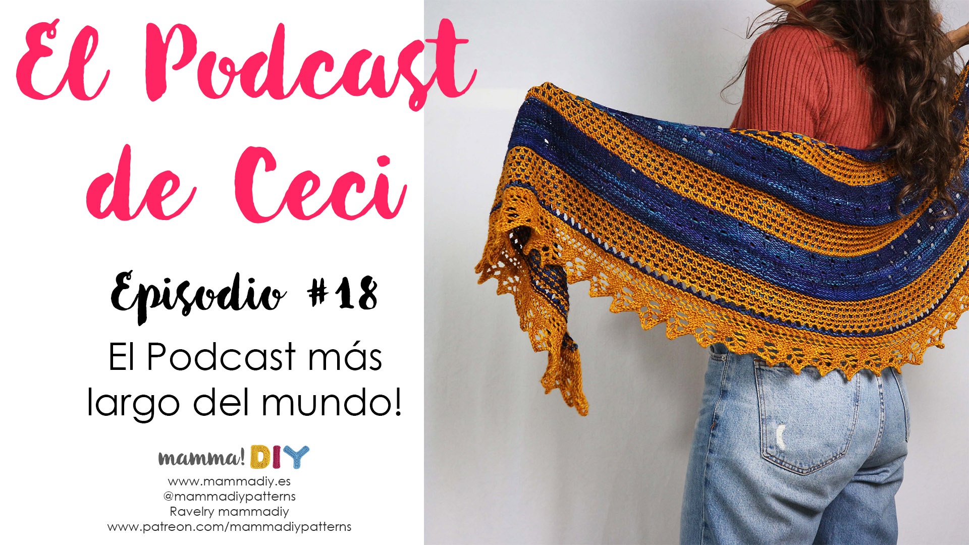 podcast de tejido 18