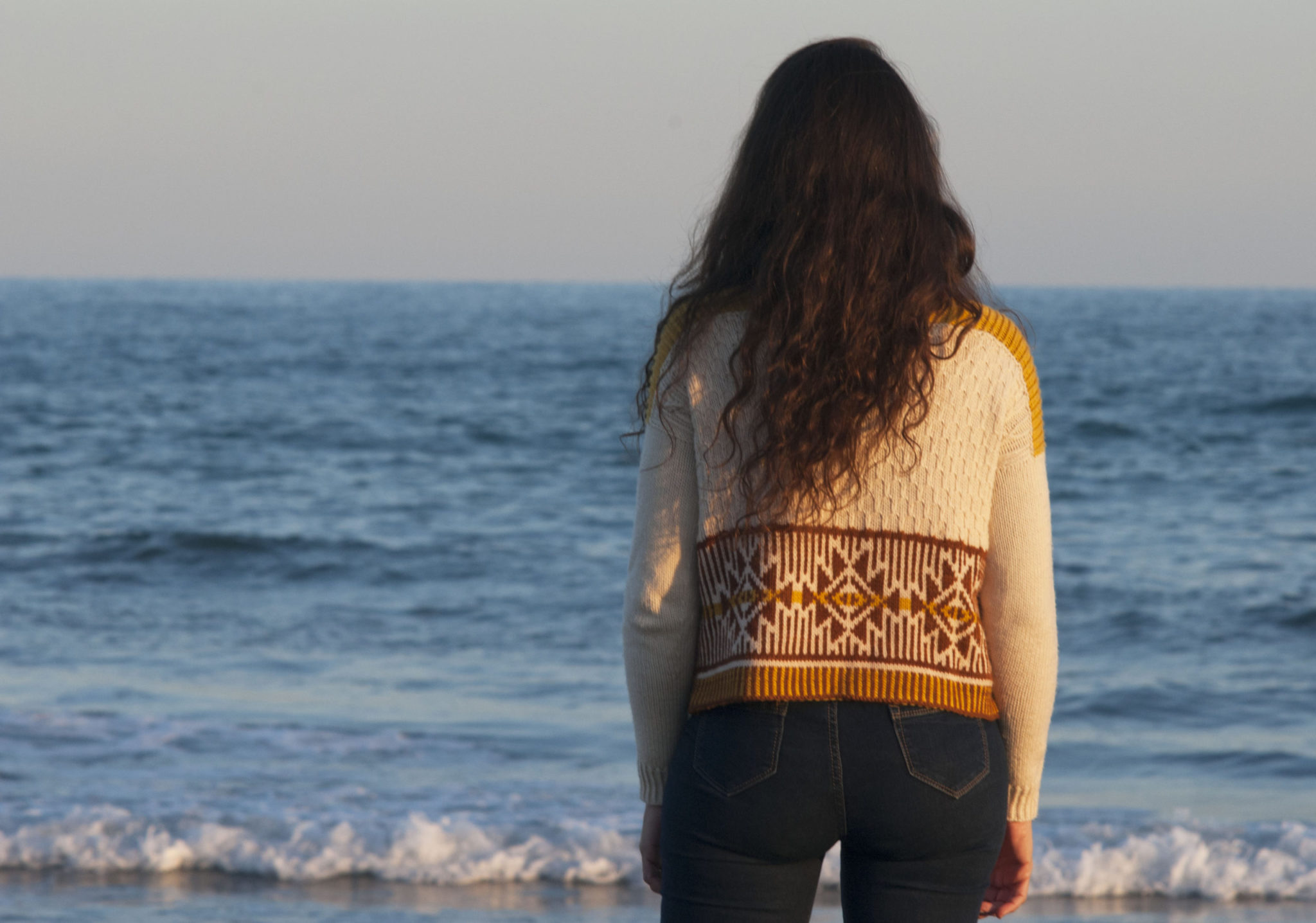 Abya Yala Sweater with Urth Yarns