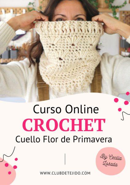 Curso de Crochet online gratis