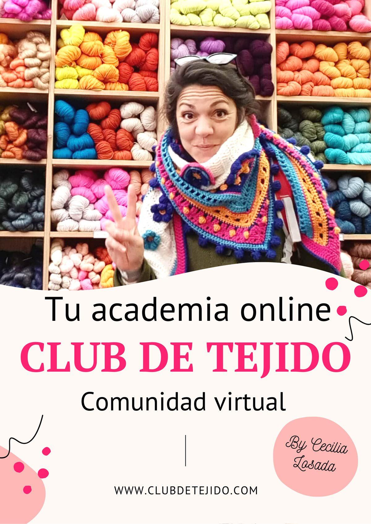club de tejido online