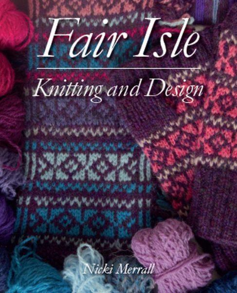 fair isle knitting and design