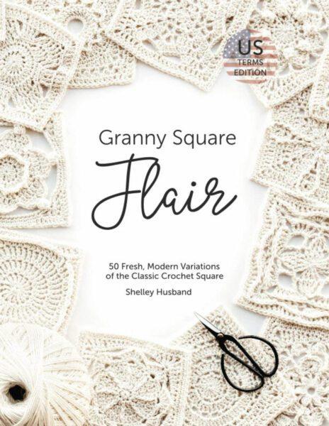 libro crochet granny squares