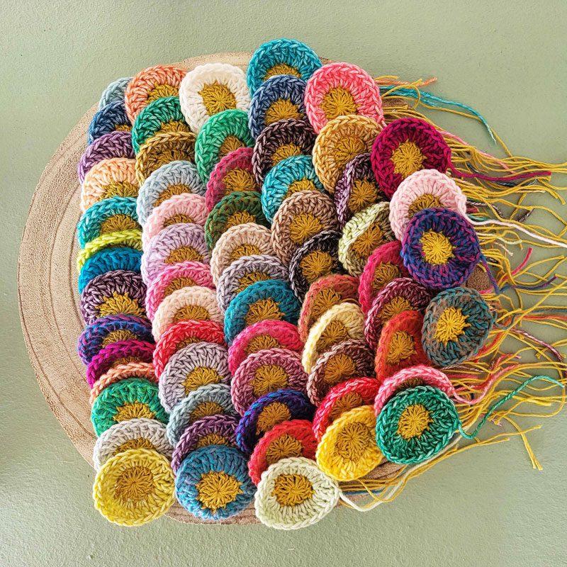 granny square crochet ganchillo