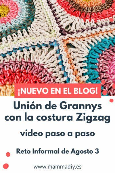 unir granny costura zigzag crochet