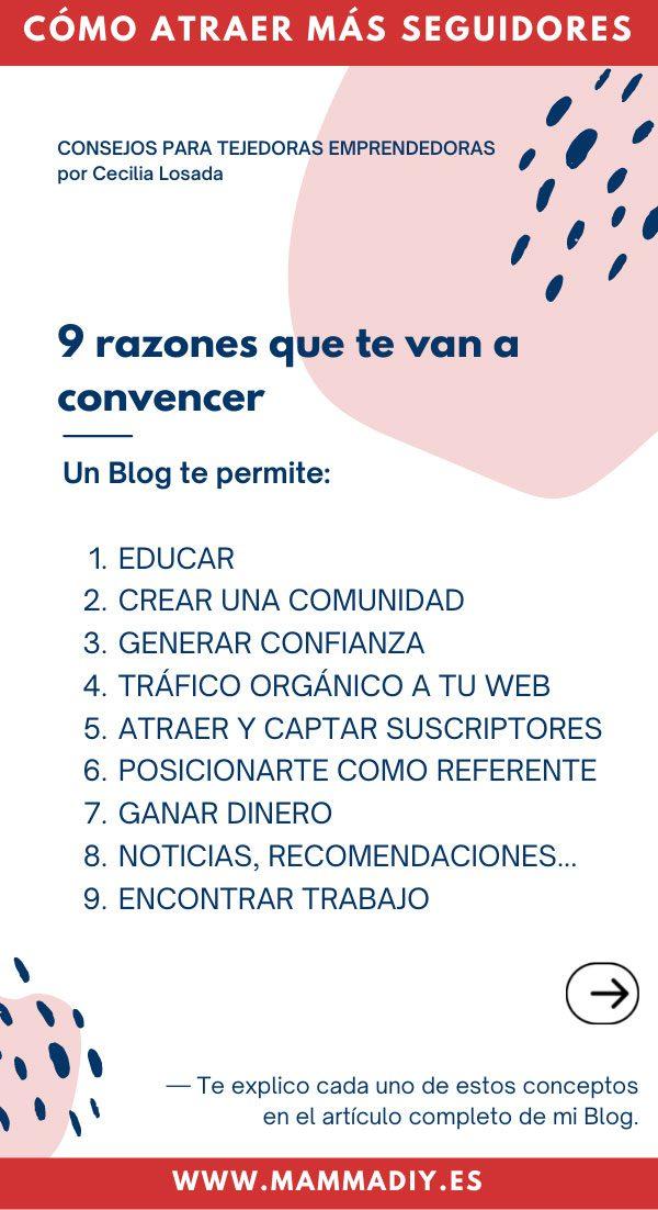 por qué abrir un blog